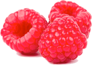 Naturally flavoured taste of raspberry - fresh and delicious