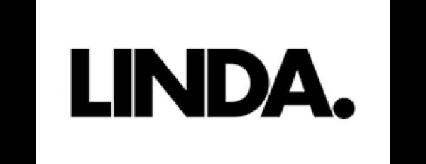 Logo Linda de mol magazine