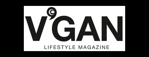 VGAN logo magazine