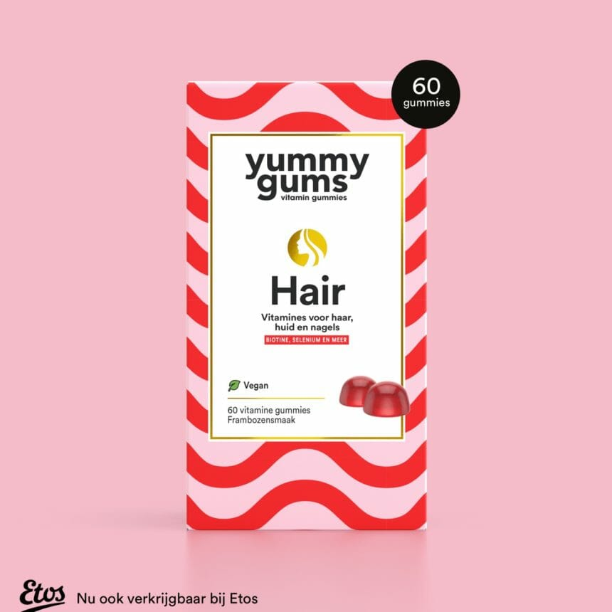 Vitamine voor haar - Haar vitamines - Yummygums Hair & Beauty