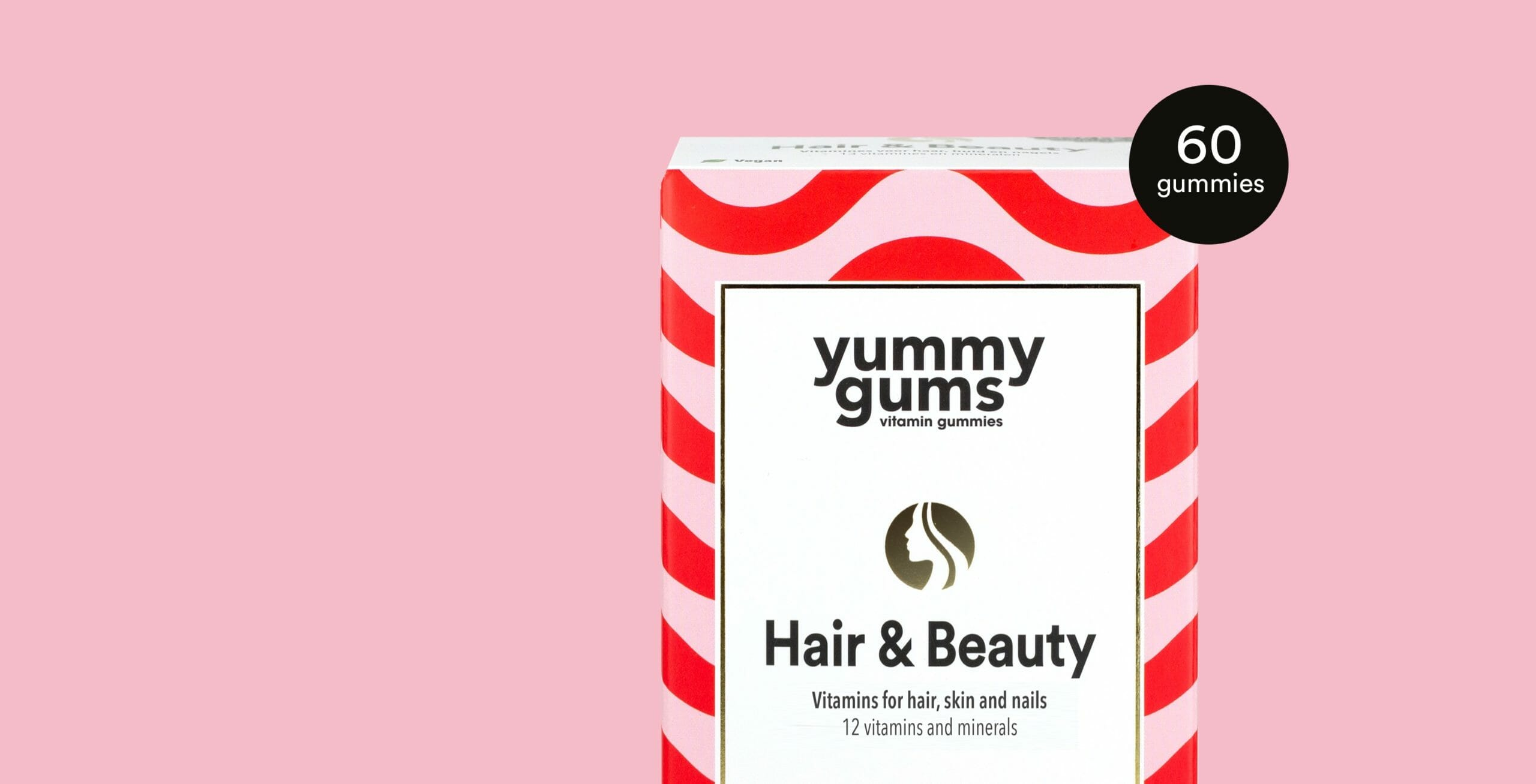 Give Yummygums Hair & Beauty a try today! - a great vitamin for hair, skin and nails. For women and men suitable and with great results.