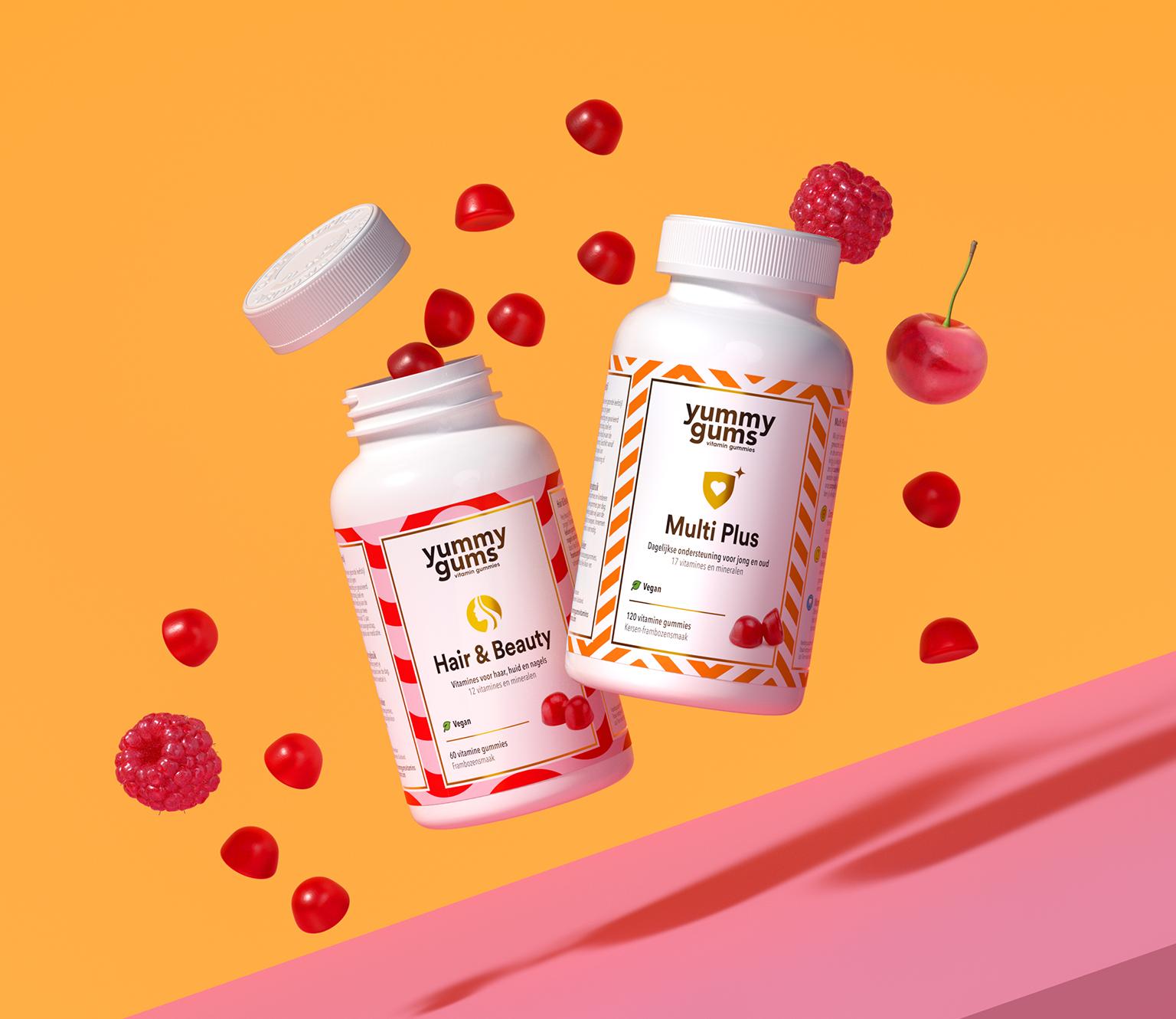 Vitamine kopen - Vegan vitamine - Yummygums