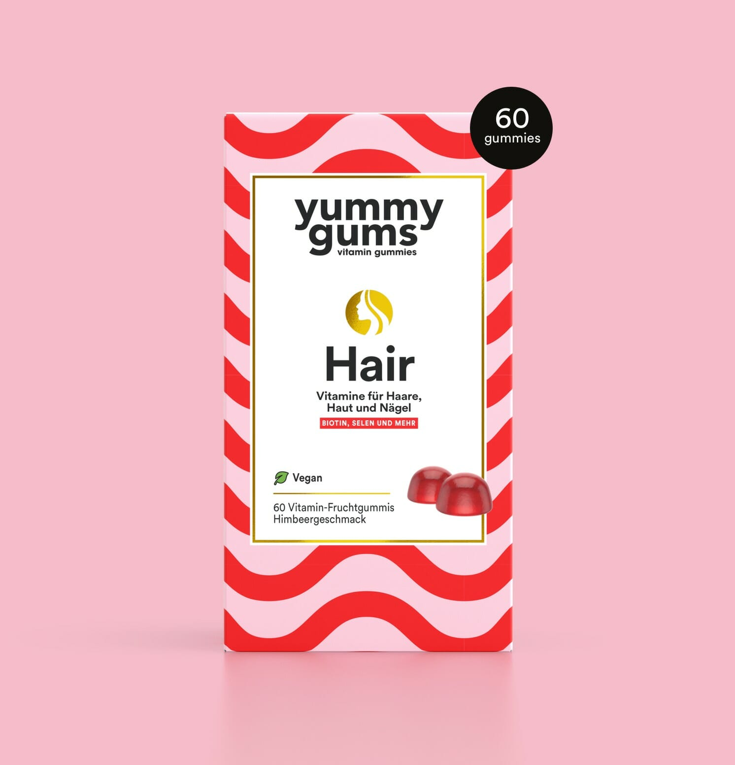 Vitamine für das Haar - Haarvitamine - Yummygums Hair & Beauty