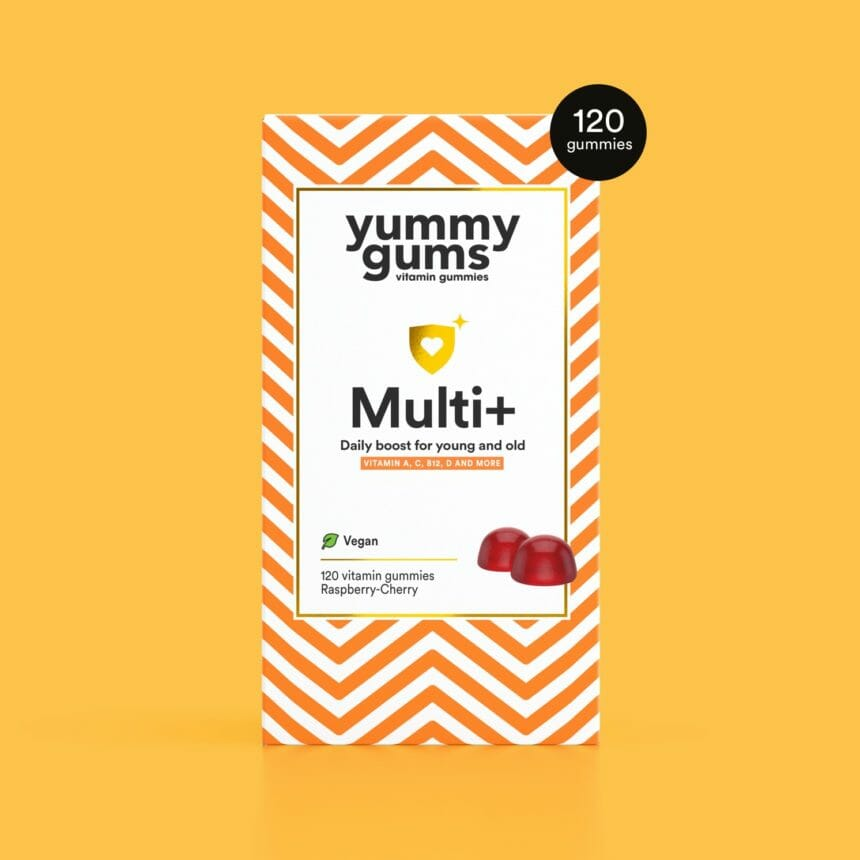 Best multivitamin - Multivitamin women - Multivitamin men - Yummygums