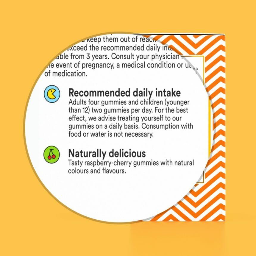 Best multivitamin - Good multivitamin - Multivitamin children - Vitamin B12 - Yummygums