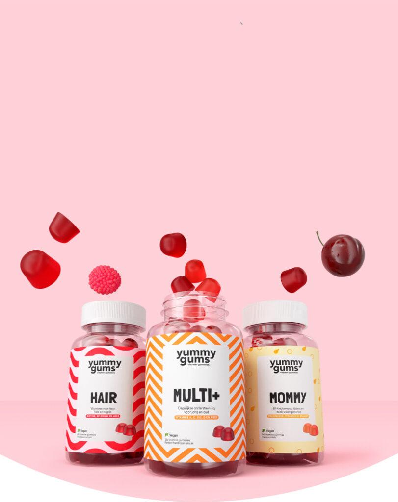 Vitamine gummies kopen - Vegan vitamine - Yummygums